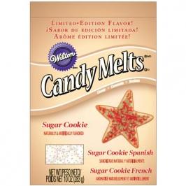 Candy Melts sabor Galleta Azucarada