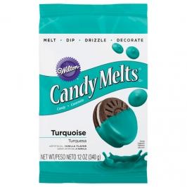 Candy Melts Turquesa Wilton