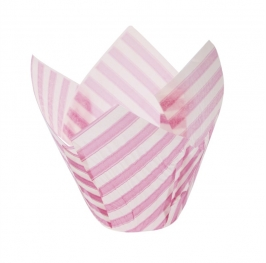 Cápsulas especial Muffins Candy Striped
