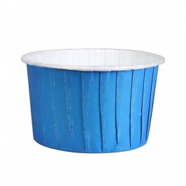 Cápsulas para Cupcakes color Azul