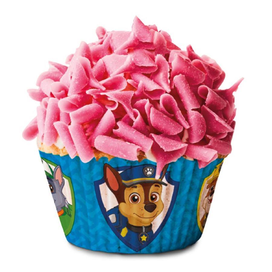 Cápsulas para cupcakes Patrulla Canina