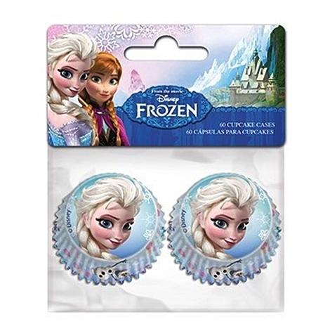 Cápsulas para minicupcakes de Frozen