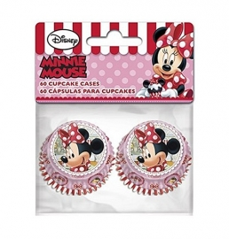 Cápsulas para minicupcakes de Minnie