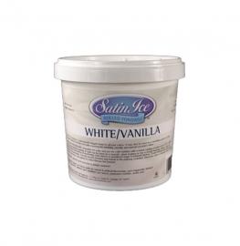 Satin Ice Fondant Profesional Blanco  2,5 kg