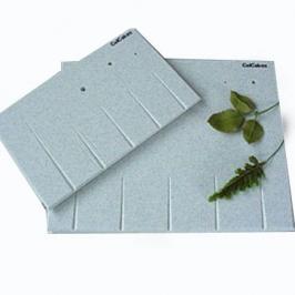 Tabla de plástico antiadherente para flores pequeña