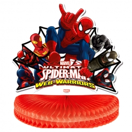 Centro de Mesa Ultimate Spiderman