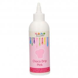 Choco Drip Rosa 180 gr