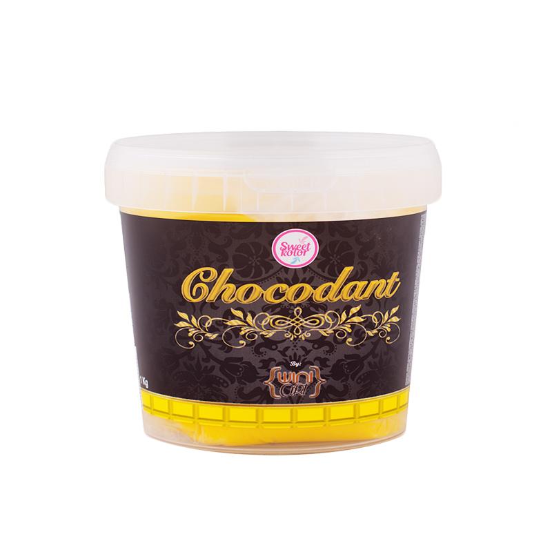 Chocodant Amarillo 250 gr - My Karamelli