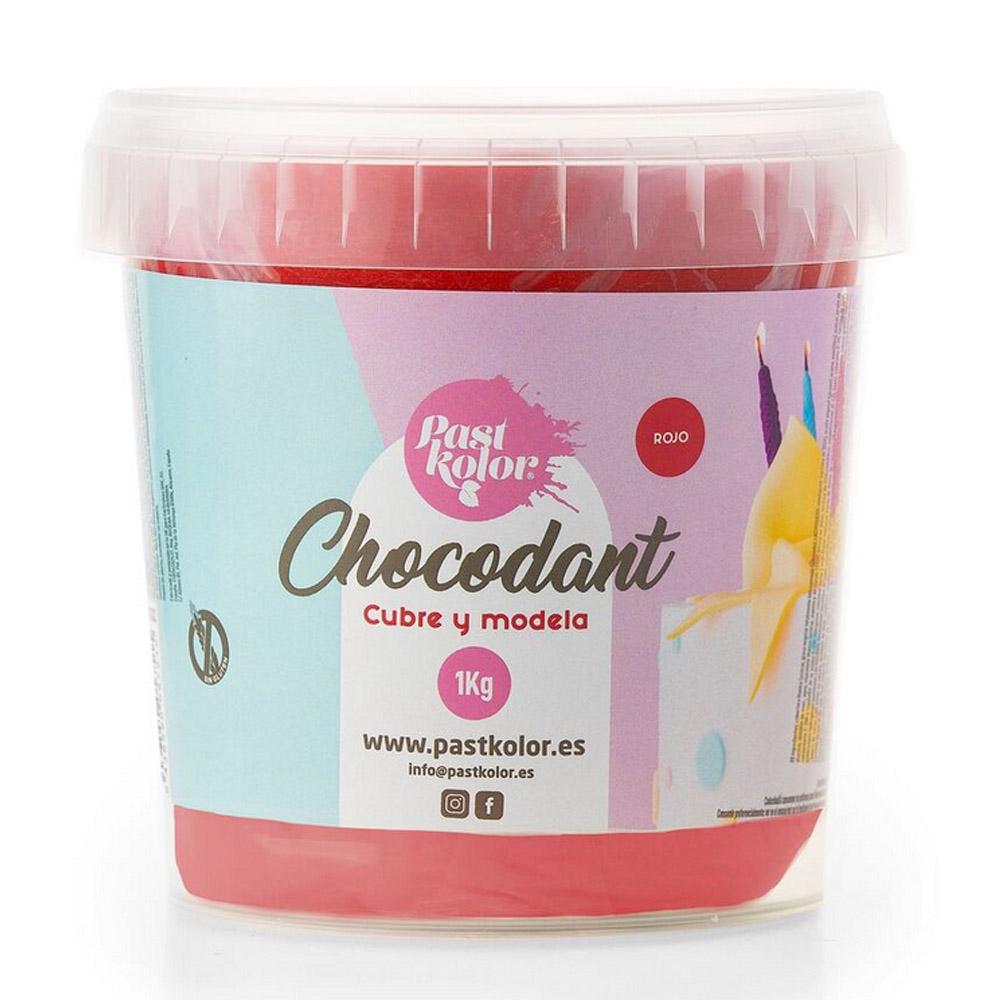 Chocodant Rojo 1 Kg - My Karamelli