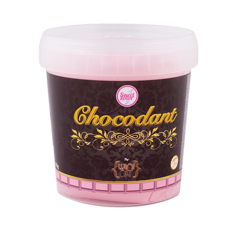 Chocodant Rosa Bebé 1 Kg - My Karamelli