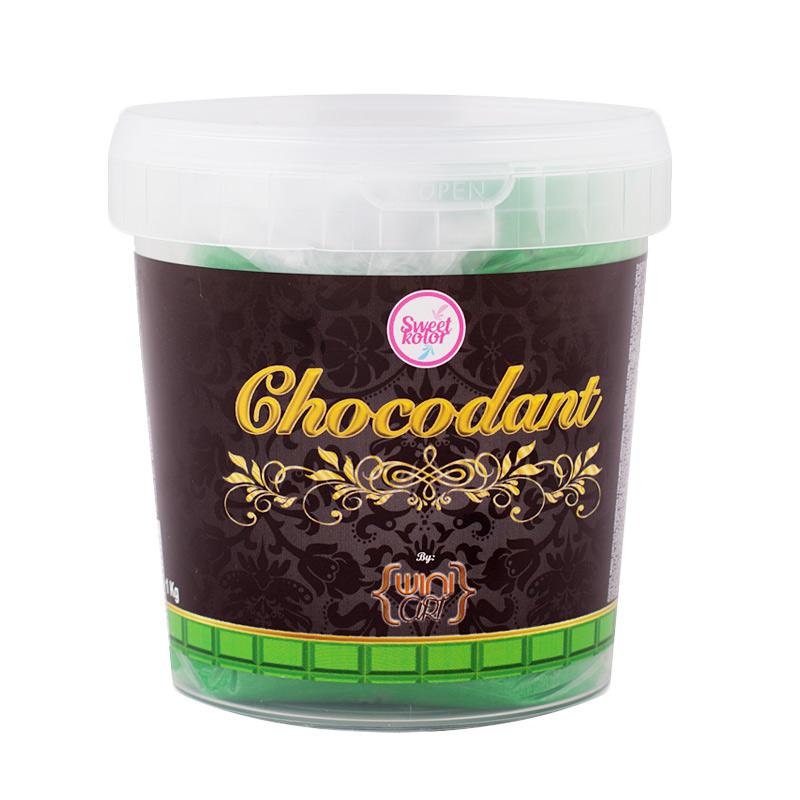 Chocodant Verde 1 Kg - My Karamelli