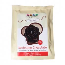 Chocolate negro para modelar 150gr
