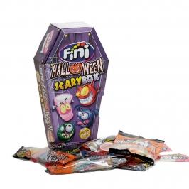 Chuches Halloween Ataúd Violeta