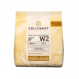 Cobertura de Chocolate Blanco 400 gr - Callebaut