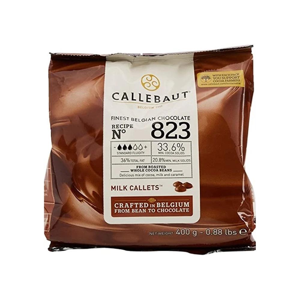 Cobertura de Chocolate con Leche 400 gr - Callebaut