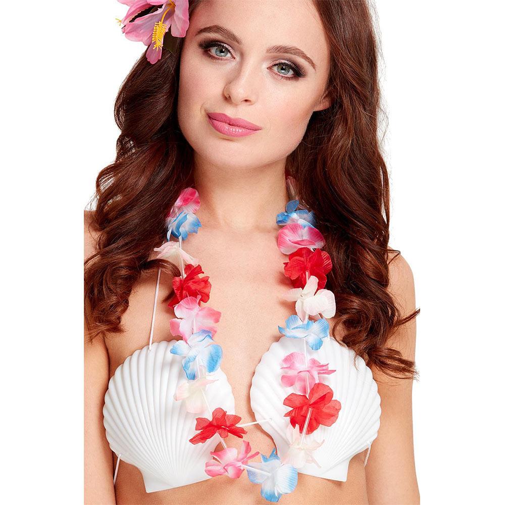 Collar Flores Hawaianas