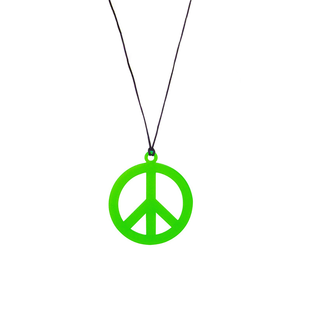 Collar Hippie Verde