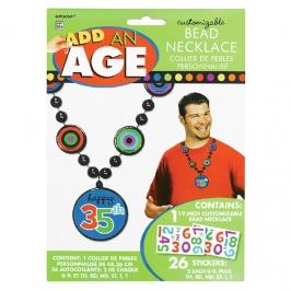 Collar para Cumpleaños personalizable