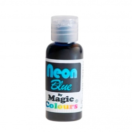 Colorante en Gel Neon Magic Colours Azul 32 gr