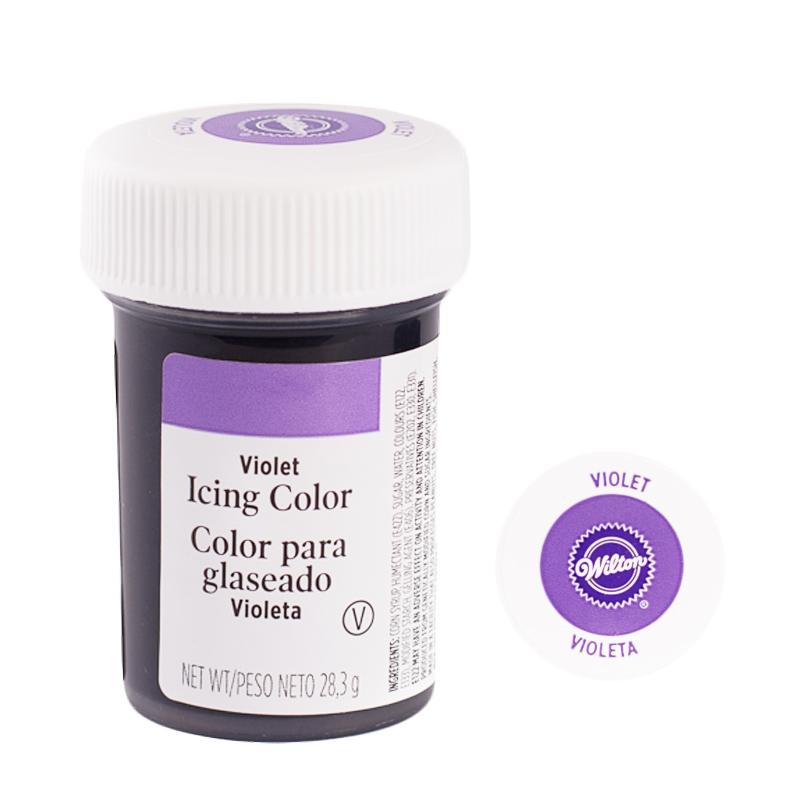 Colorante en gel color Violeta - My Karamelli
