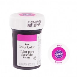 Colorante en gel Rose Wilton - My Karamelli