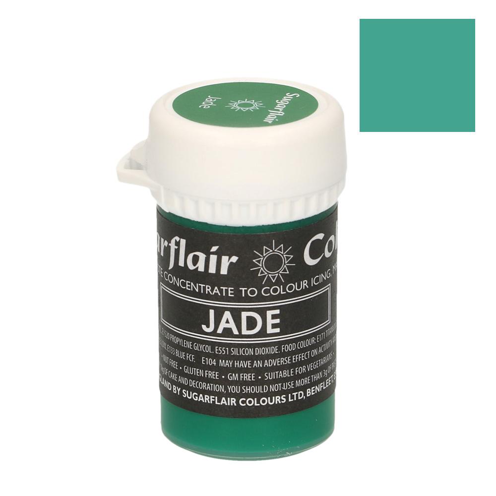 Colorante en Pasta Aguamarina / Jade 25 gr - Sugarflair