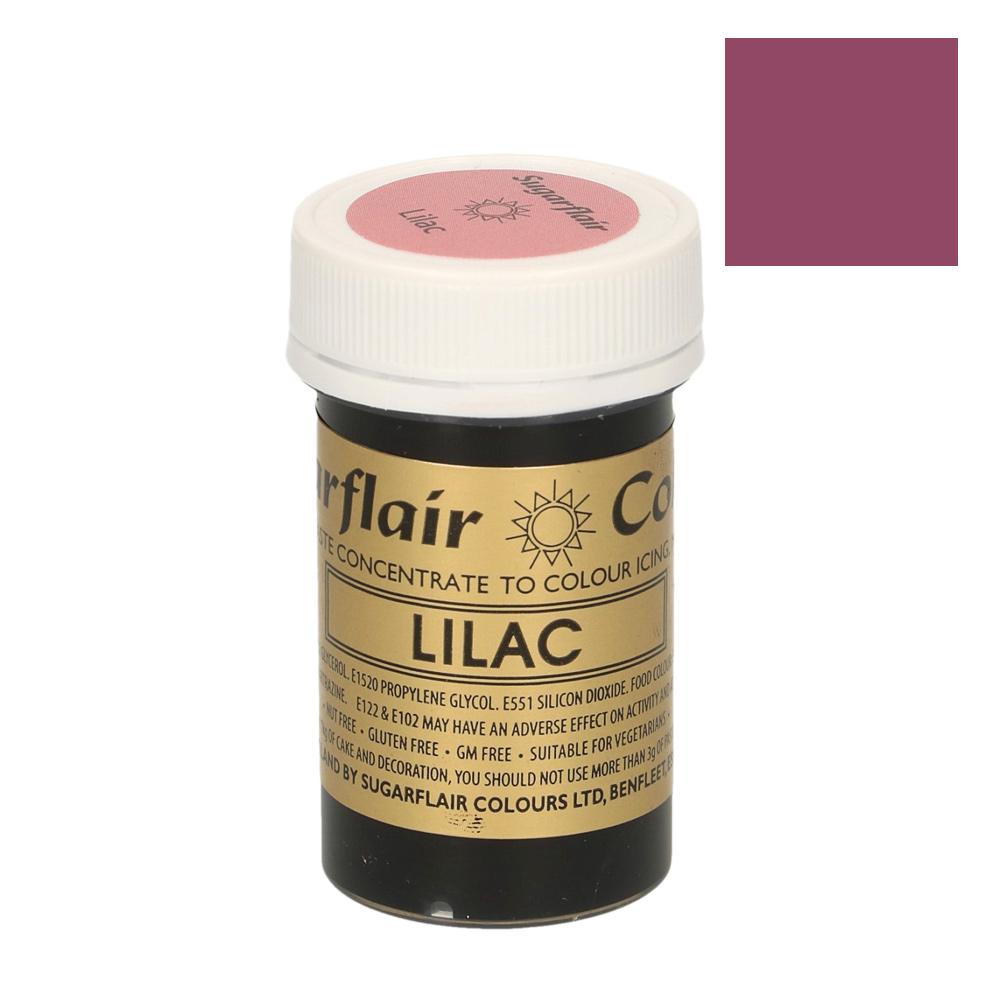 Colorante en pasta Lilac sugarflair