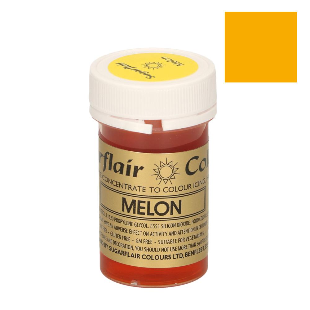 Colorante en pasta Sugarflair Amarillo Melón