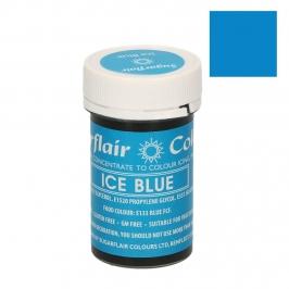 Colorante en pasta Sugarflair azul hielo