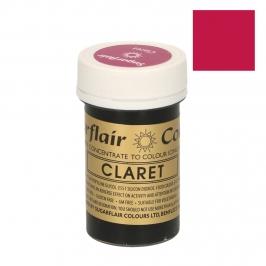 Colorante en pasta Sugarflair Claret