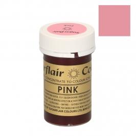 Colorante en pasta Sugarflair Rosa