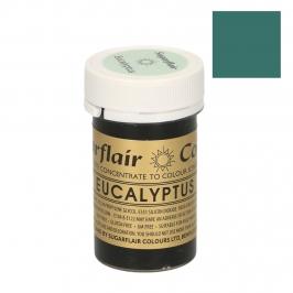 Colorante en pasta Sugarflair verde Eucaliptus