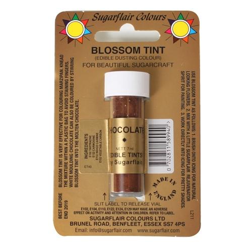Colorante en polvo color Chocolate Sugarflair