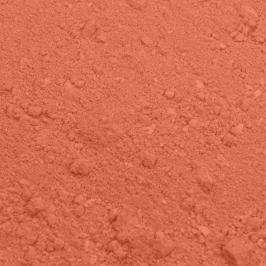 Colorante en polvo color Terracota