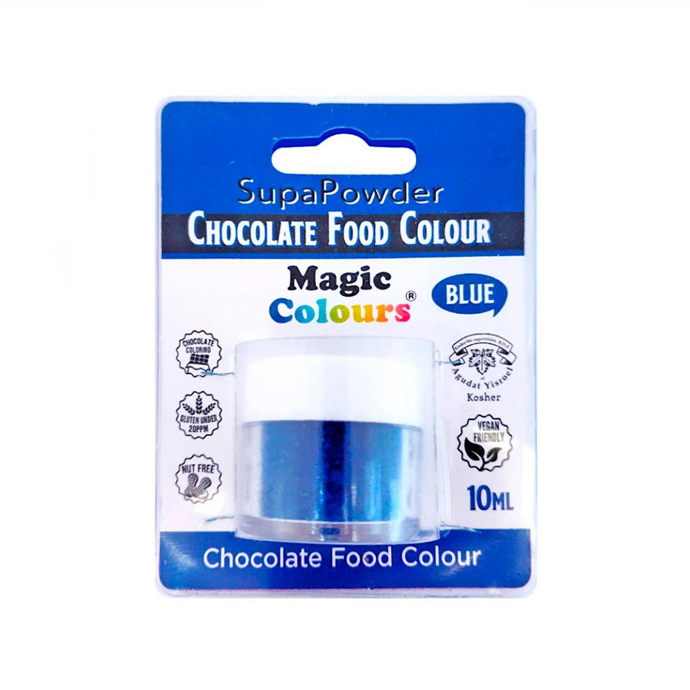 Colorante en Polvo para Chocolate Azul