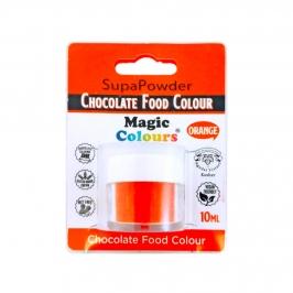 Colorante en Polvo para Chocolate Naranja