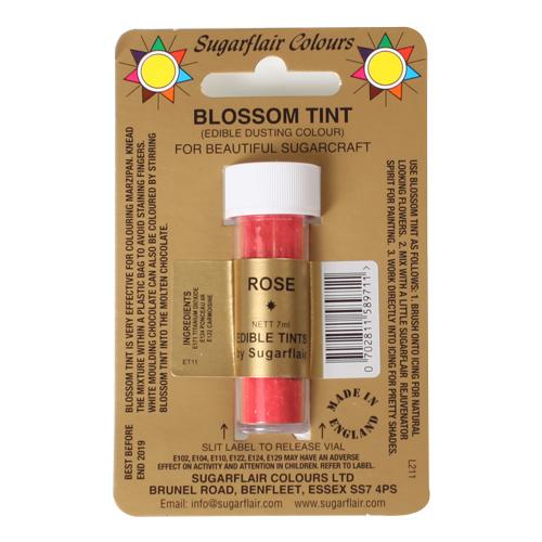 Colorante en polvo Sugarflair Rosado