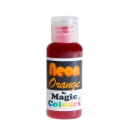 Colorante en Gel Neon Magic Colours Naranja 32 gr