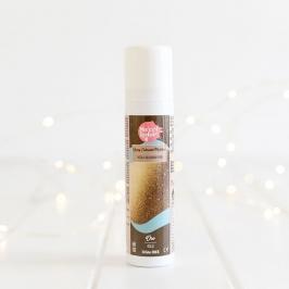 Colorante en Spray Metálico Oro 75 ml