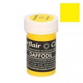Colorante Sugarflair color amarillo pastel