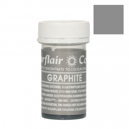 Colorante Sugarflair color Graphite