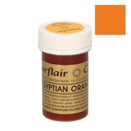 Colorante Sugarflair Egyptian Orange
