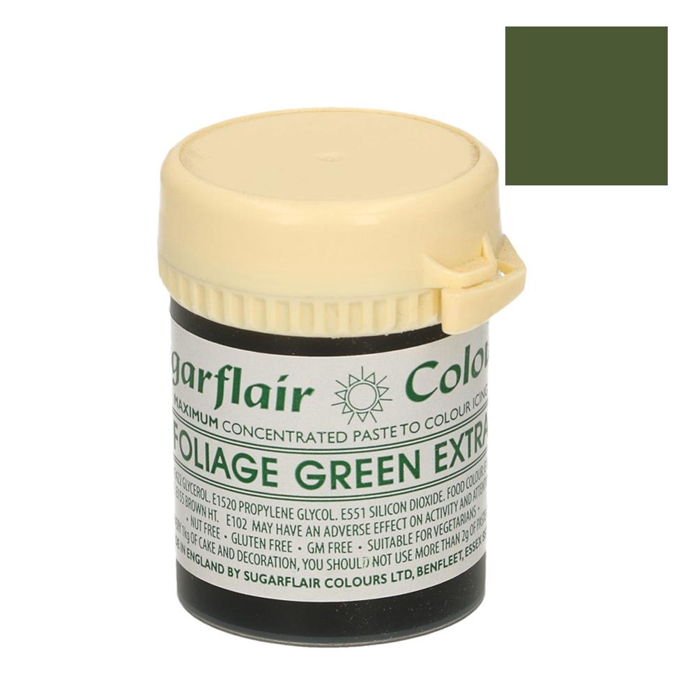 Colorante Sugarflair Extra Verde