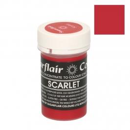 Colorante Sugarflair Pastel Scarlet