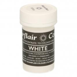 Colorante en Pasta Blanco 25 gr - Sugarflair