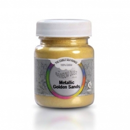Colorante en Polvo Metallic Golden Sands Maxi 30 gr