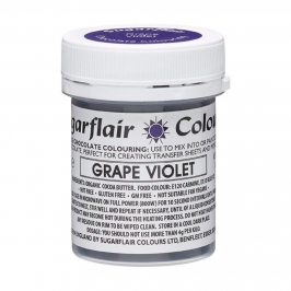 Colorante para Chocolate Violeta Uva 35 gr