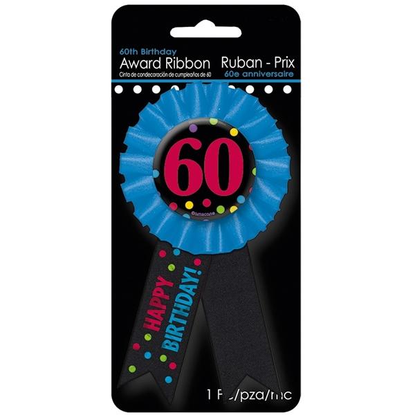 Condecoración 60 Cumpleaños
