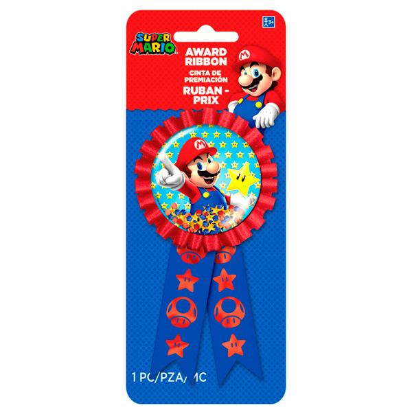 Condecoración Super Mario