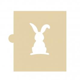 Stencil Conejo de Pascua 5 cm